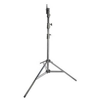 4.5m Professional Heavy Duty Studio Light Stand Steel Construction 20kg Rated