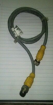 Turck euro fast cable RK 4.4T-1-RS4.4T Cable Euro Fast 2006m RK4.4T1RS4.4T