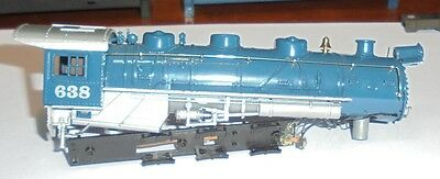 Tyco Model Train Spares The Royal Blue Body Good Used
