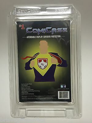 ComiCase Current x 5 - Affordable Display, Superior Protection for your comics