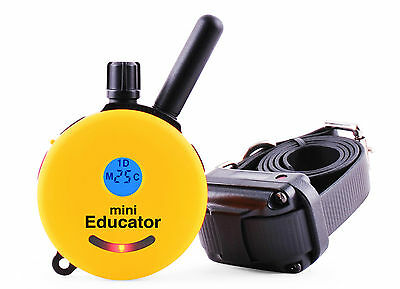 E-Collar Mini Educator 1/2 Mile Remote Dog Trainer Model ET-300TS
