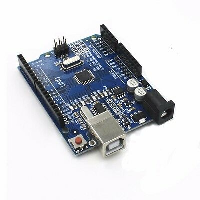 UNO R3 ATmega328P USB CH340 Compatible to Arduino UNO R3 With PIN Header