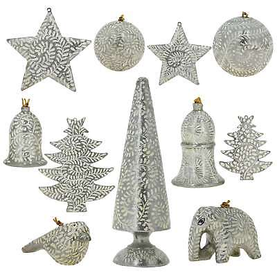 home sweet home decor indian paper mache party wedding ornaments
