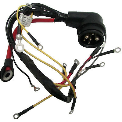 marine engine wiring harness 1958 evinrude johnson 18hp fd12 outboard motor engine wiring mercury marine mercruiser new oem engine main