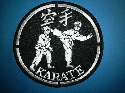 Vintage 1980's Karate MMA Martial Arts Sew On Gi Jacket Patches Crests C