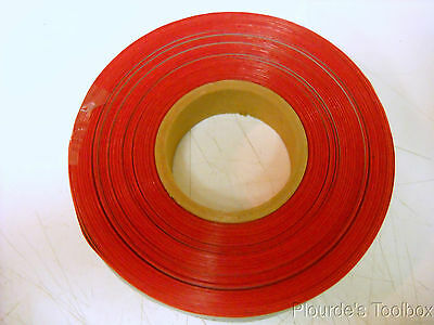 """Approx 100ft x 1-5/16"""" Wide Belden T 26 AWG Ribbon Cable, LL7874, 9L2802"""