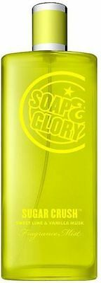 Soap and Glory SUGAR CRUSH Sweet Lime & Vanilla Musk Fragrance MIST Spray 100ml
