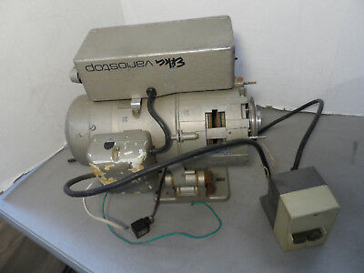 Efka Frankl & Kirchner VD552 LU Industrial Sewing Machine Motor W/Controller