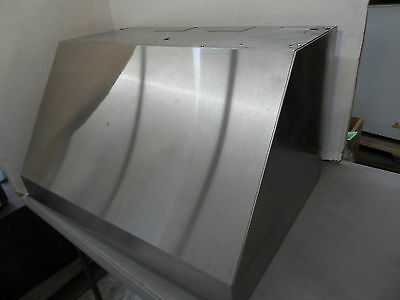 """Thermador HT30HQS Commercial Exhaust Hood Stainless Steel 29 7/8W X 18""""T New"""