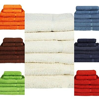100% Egyptian Cotton Towel Luxury Combed Supersoft 450Gsm Hand Bath Towel Sheet