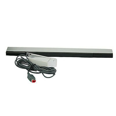 HDE Wired Infrared Sensor Bar for Nintendo Wii HY