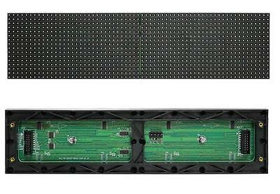 3.75 Unit Board 64 * 16 Dot Matrix LED Display Screen F3.75 Module BEST US