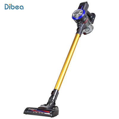 Dibea D18 Cordless Aspirapolvere Scopa Elettrica Stick Vacuum Cleaners 9000PA IT