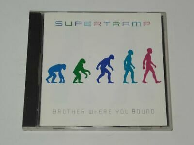 Supertramp : Brother Where You Bound CD