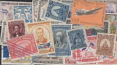 Honduras Stamp Collection -- 210 Different -- Top Quality