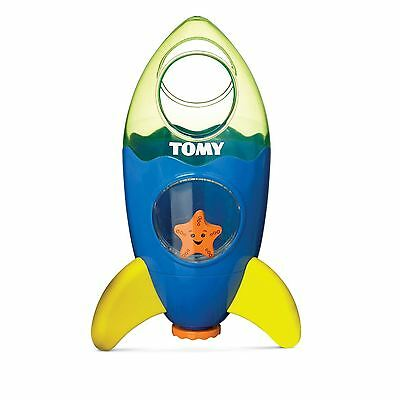 Tomy 72222 Kids Baby Bathtime Fountain Rocket Bath Time Water Fun Play Toy New