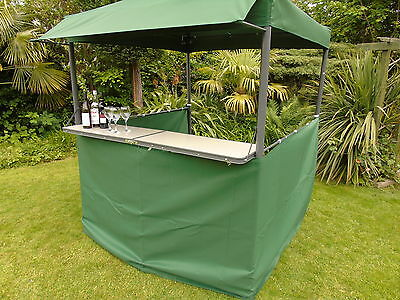 Waterproof Outdoor Garden Gazebo Canopy Party Wedding Tent Heavy bar Marquee