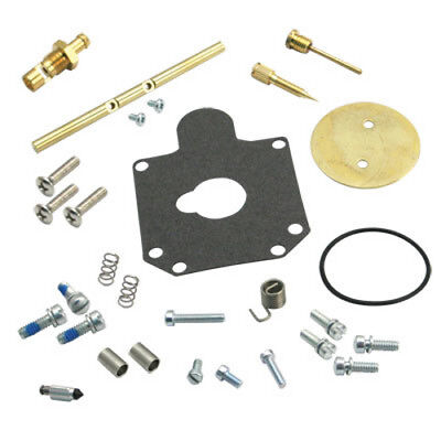 S&S Cycle Carburetor Master Rebuild Kit For Super A and B Gas Carbs For H-D