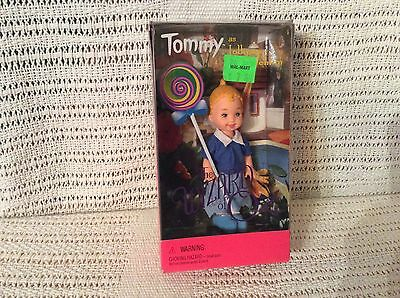 Tommy as the Lollipop Munchkin Wizard Of Oz Doll by Mattel 1999 MIB NRFB