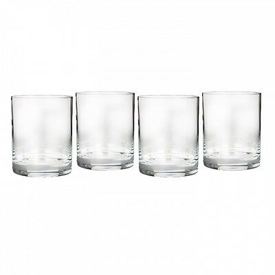 Marquis by Waterford Vintage Double Old Fashioned, Set of 4 NEW