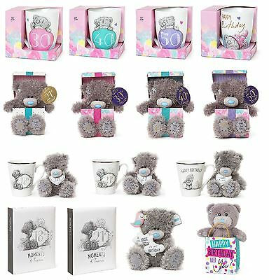 Me to You Birthday Gift 2016 Selection of Milestone Presents - Tatty Teddy Gifts