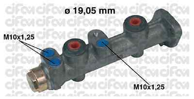 Pompa Freni Modifica Fiat 500 FLR 126 brake pump modification *