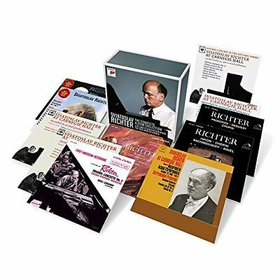 Sviatoslav Richter: The Complete Album Collection  CD / Box Set NUEVO