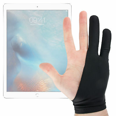 """2-Finger Anti-Fouling Drawing Lycra Glove for Apple iPad Pro 9.7"""" 