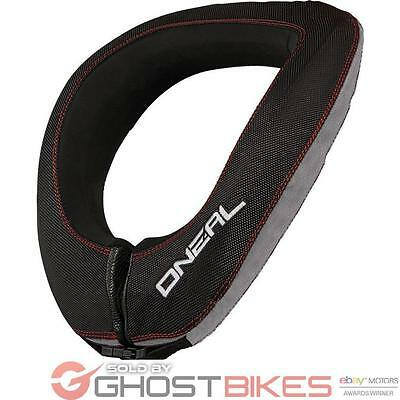 Oneal NX1 Youth Motocross Neck Collar Low Profile Off Road Junior Black One Size