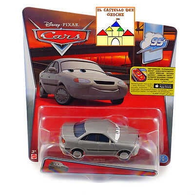 CARS Personaggio SEDANYA OSKANIAN in Metallo scala 1:55 by Mattel Disney