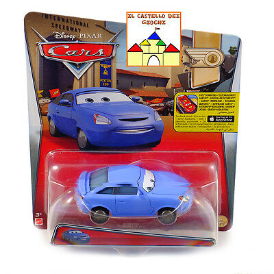 CARS Personaggio BRAKE BOYD in Metallo scala 1:55 by Mattel Disney