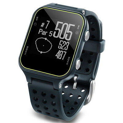 Garmin Approach S20 Golf GPS Watch and Activity Tracker (Slate)
