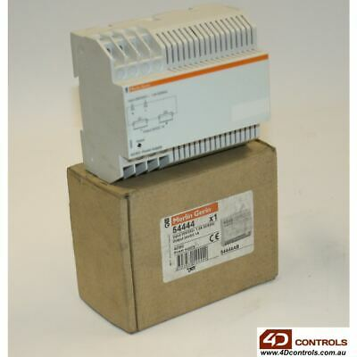 Merlin Gerin 54444 PSU 1.9AMP 200/240VAC 24VDC OUT - New Surplus Open