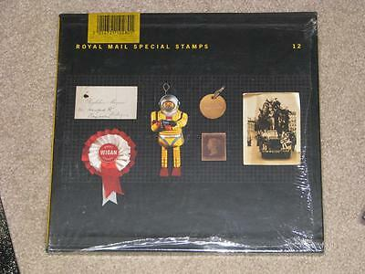 G. B.-Royal Mail Special Stamps 1995 complete book with dust jacket