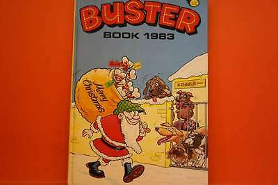 Buster Book 1983 a fleetway annual Very Good Book