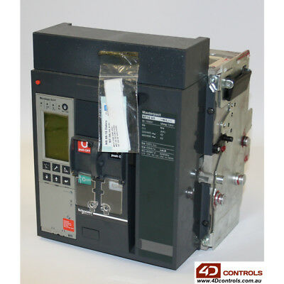 Schneider NT10H1 MasterPact Circuit Breaker with Micrologic 6.0P 1000A - Used