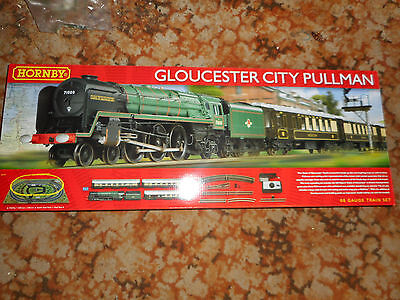 Hornby Oo Electric Train Set Gloucester City Pullman