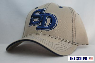 NWT NY BOLD INITIAL/'S CONTRAST COLOR BASEBALL CAP ADJUSTABLE BACK NAVY WHITE
