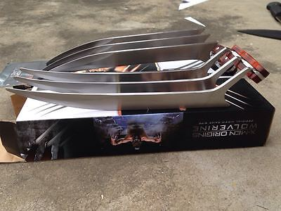 1 Pair X-Men Wolverine Claws High Quality Of Refinement Cosplay Props Halloween
