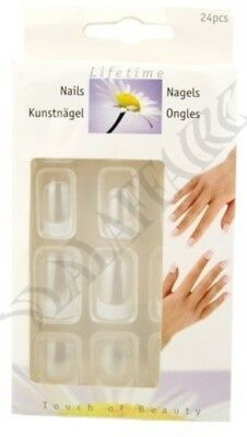 Set Faux ongles French Manucure 24pcs