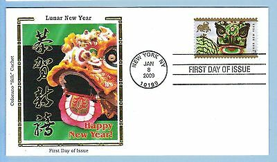 Colorano 4375 Chinese Lunar New Year of the Ox Cover