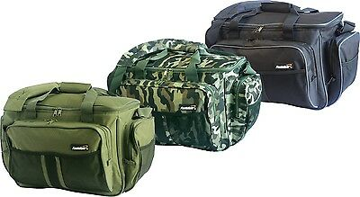 New Large Insulated Carp Fishing Tackle Holdall Carryall Bag By Foolsgold