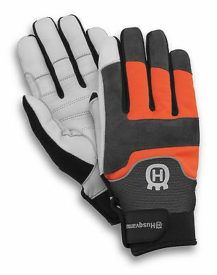 Husqvarna 579381009 Technical Gloves With Chainsaw Protection Size 9 - FREE POST