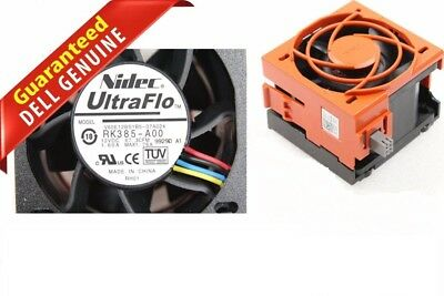 90XRN GY093 RK385 Dell HotDell Hot-Swap CPU Cooling Fan for Poweredge R710 R900