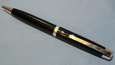 New Waterford Metro Black / Silver  Ballpoint Pen