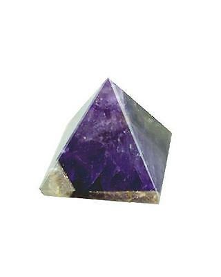 Amethyst Pyramid - Medium #3