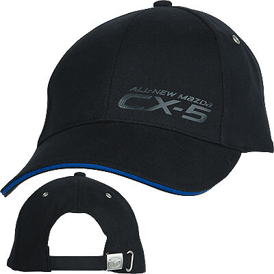 New Mazda CX5 Black Hat Unisex Cap Gift Accessory