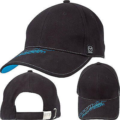 New Mazda Zoom Zoom Black/Blue Hat Unisex Cap Gift Accessory
