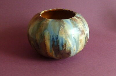 Art deco ceramic bowl vase  Guerin