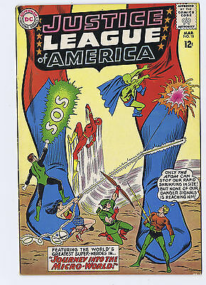 Justice League of America 18  VG/FN